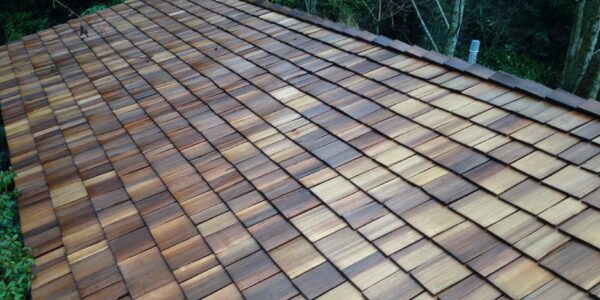 Reliance Roof Pros   Cedar Roofing