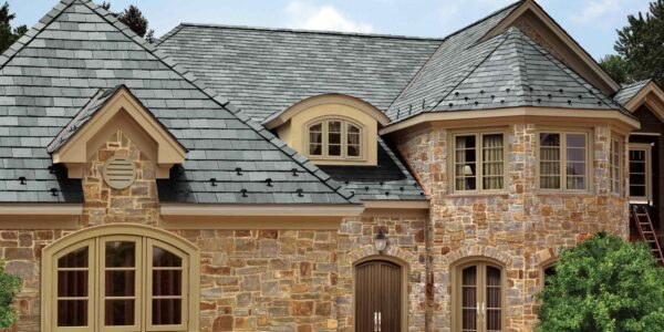 Reliance Roof Pros | Partial Slate