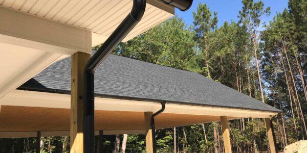Reliance Roof Pros   Premium Nordic Steel Gutters Beaverton