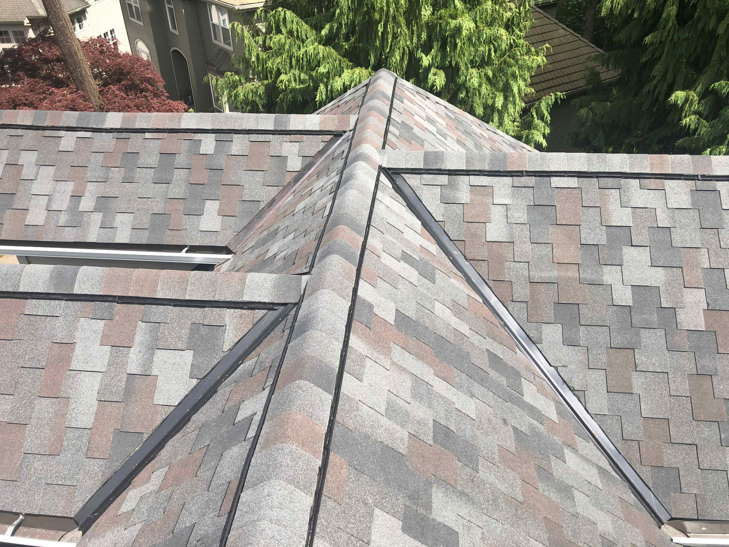 Reliance Roof Pros   Ventilation Cutup Complex