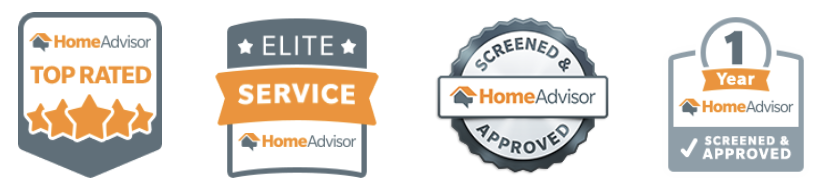 Home Advisor Elite Service Screened Approved