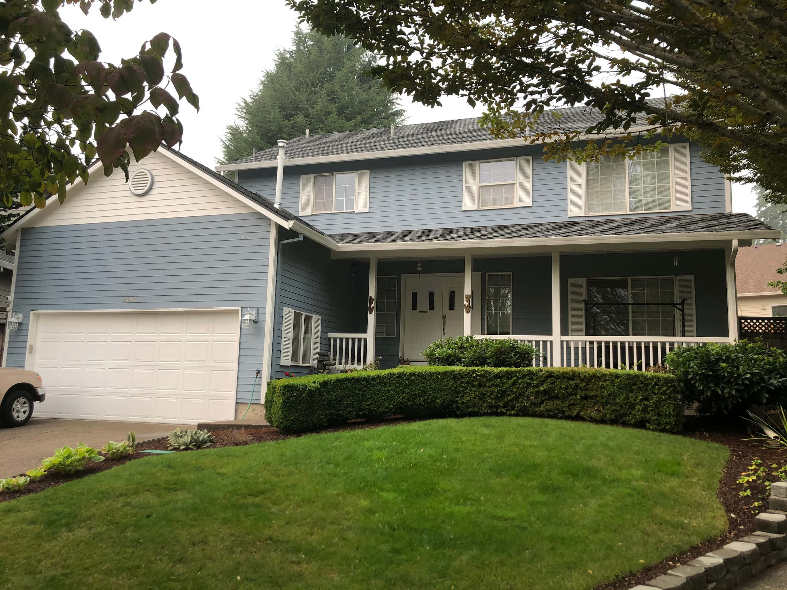 Reliance Roof Pros LLC | Beaverton | New Roof | Pabco Paramount AD | Pewter Gray | Front