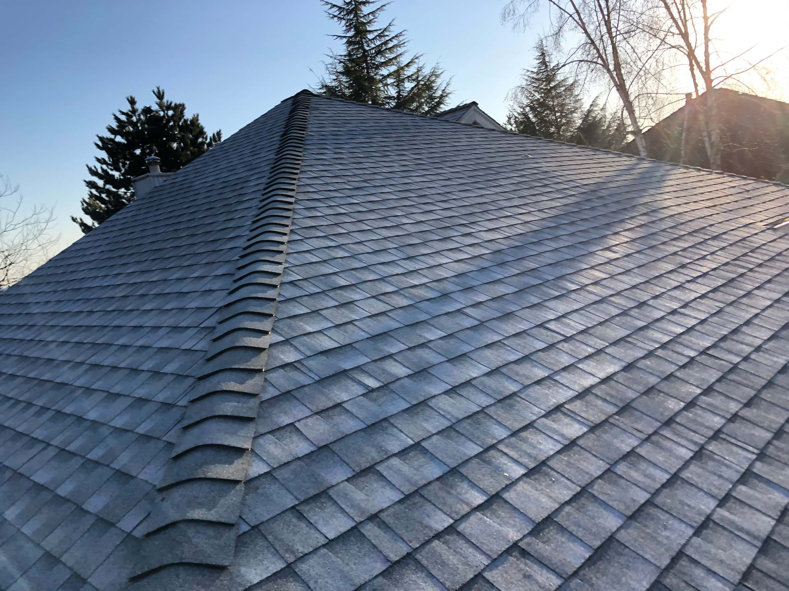 Reliance Roof Pros LLC | West Linn | New Roof | GAF Timberline HDZ | Birchwood | Top