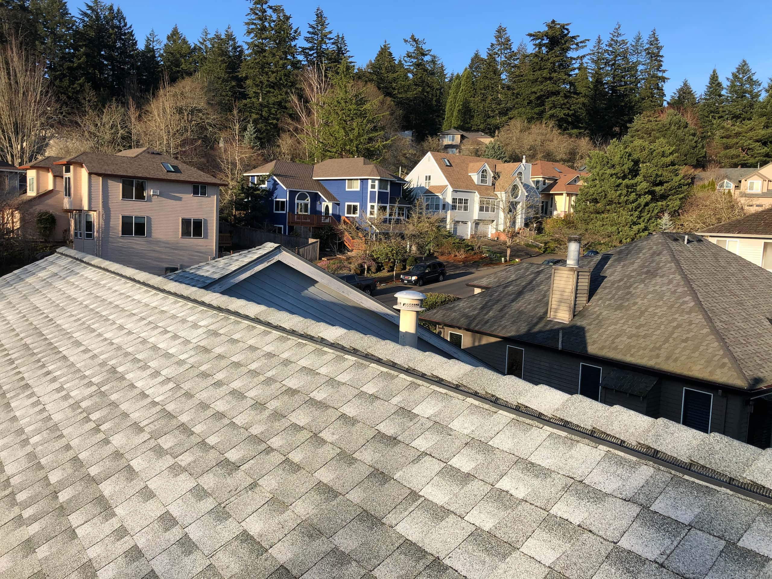 Reliance Roof Pros LLC | West Linn | New Roof | GAF Timberline HDZ | Birchwood | Ventilation