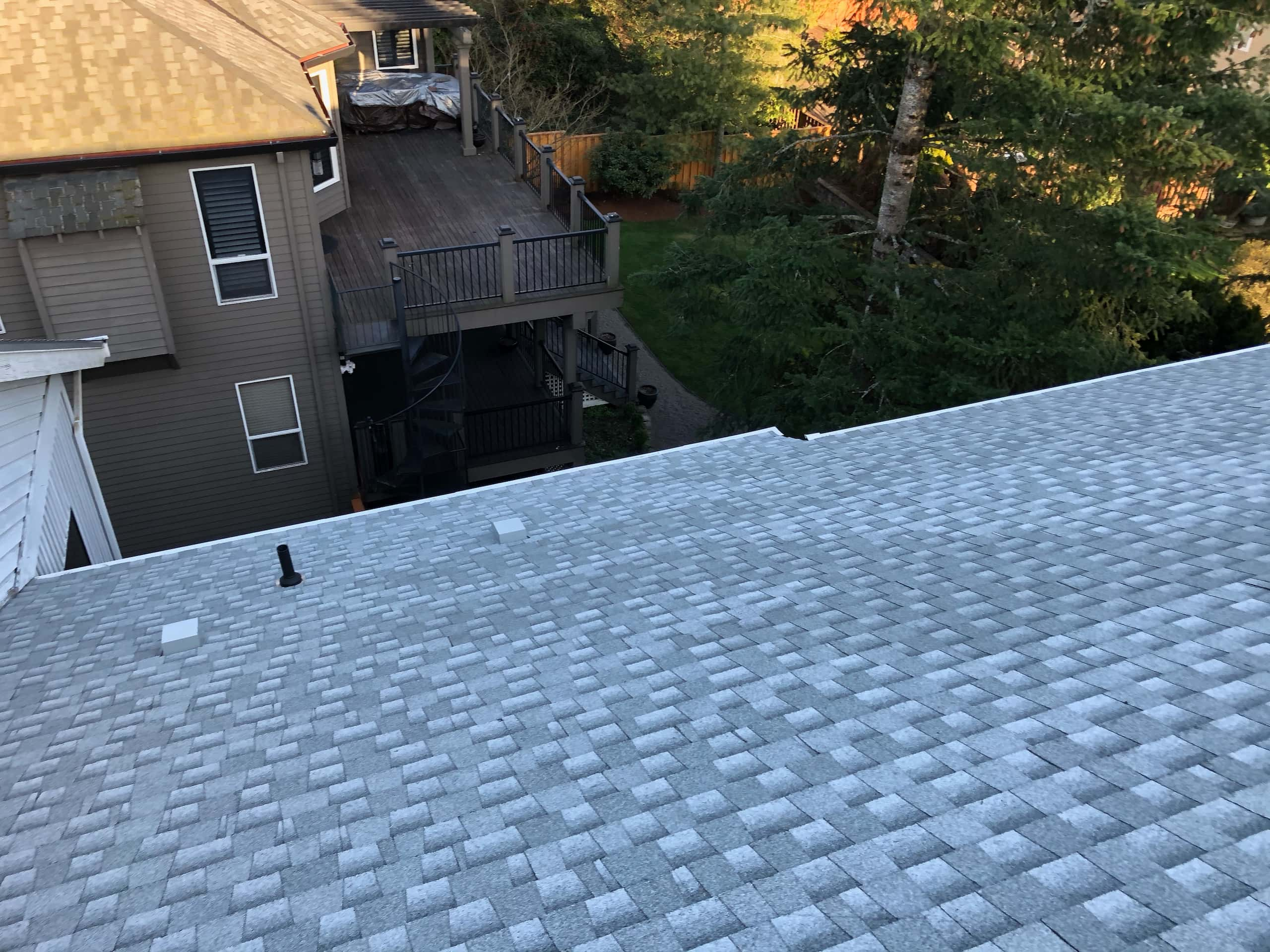 Reliance Roof Pros LLC | West Linn | New Roof | GAF Timberline HDZ | Birchwood | Vents