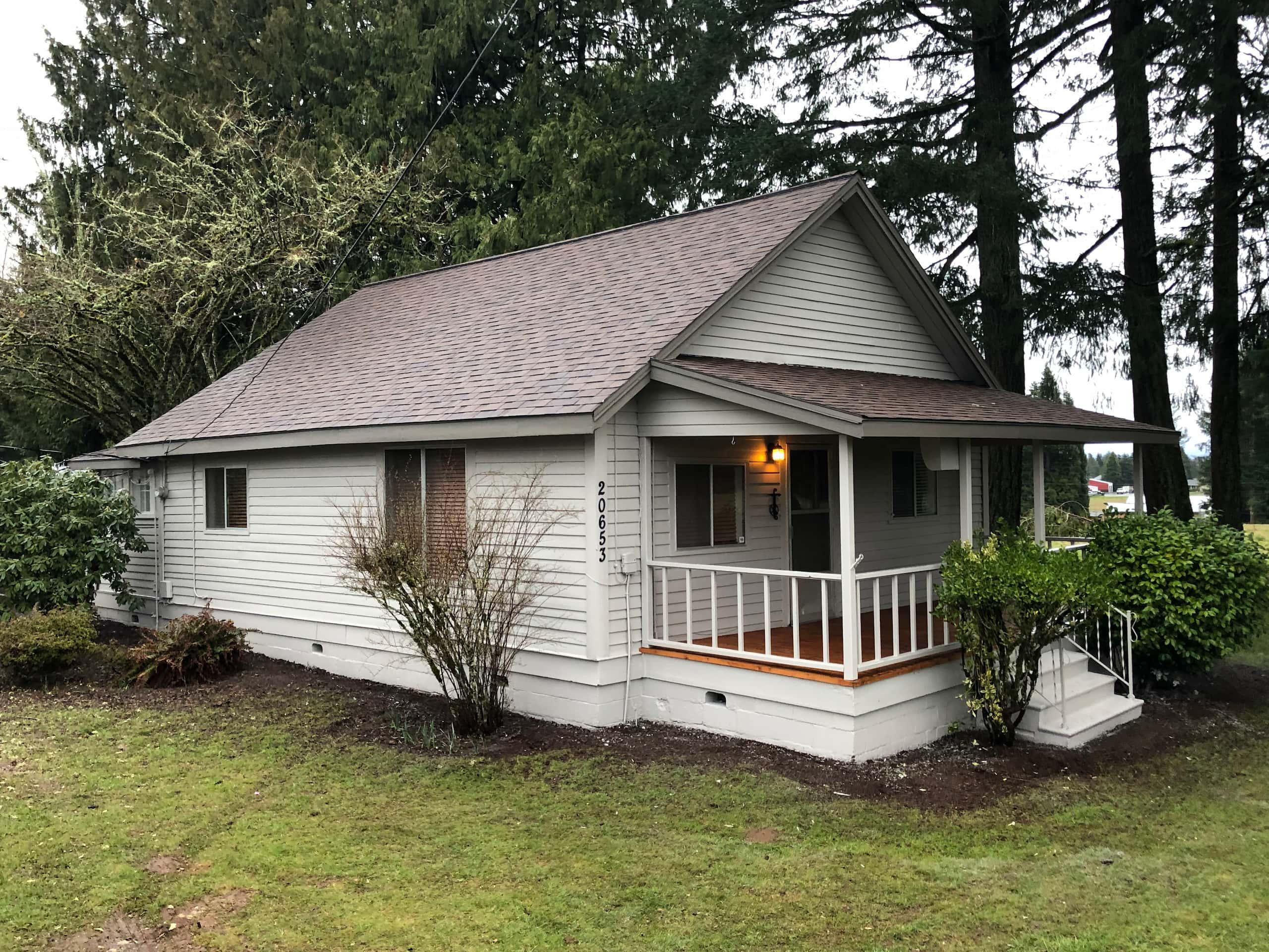 Reliance Roof Pros LLC | Lake Oswego | New Roof | Malarkey Vista AR | Antique Brown | Side